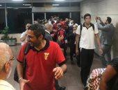 وصول البعثة الرسمية لدورة الألعاب الأفريقية قادمة من المغرب بـ 273 ميدالية