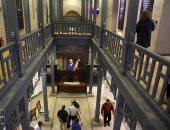 متحف نجيب محفوظ يعود لاستقبال زوارة من جديد.. تعرف على المواعيد