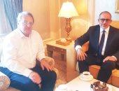 الخارجية الروسية: بوجدانوف يبحث مع عارف النايض الوضع الراهن فى ليبيا