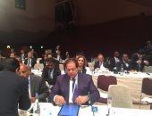أبو العينين: ممر التنمية القاهرة كيب تاون والربط الملاحى والكهربائى مشروعات القرن بأفريقيا