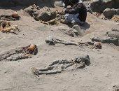 اكتشاف أكبر موقع لدفن الأطفال على الأرض فى بيرو.. اعرف الحكاية
