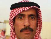 """""""الشرارى"""" شاعر مصرى يخطف الأنظار فى مهرجان الهجن بالسعودية"""