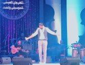 صور.. خالد سليم يتألق فى مهرجان أوبرا الإسكندرية الصيفى