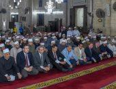 صور.. محافظا الإسكندرية والفيوم يشاركان فى إحتفالية العام الهجرى الجديد