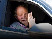 شاهد ماذا قال ملك إسبانيا السابق بعد خروجه من المستشفى؟