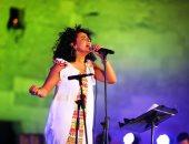 دينا الوديدى تحيى حفلا غنائياً فى مسرح النافورة يوم 12 أكتوبر المقبل