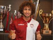 مدرب لاريسا: عمرو وردة لاعب موهوب ويستحق اللعب فى أكبر دوريات أوروبا