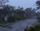 الإعصار دوريان يضرب الساحل الأمريكى بأمطار غزيرة