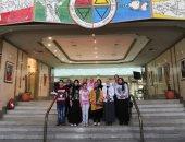 قصور الثقافة تنظم رحلة تثقيفية لأوائل الثانوية من ذوى القدرات بجامعة القاهرة