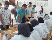 رئيس جامعة كفر الشيخ: فيروس سى ضمن الكشف الطبى على الطلاب الجدد