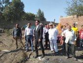 محافظة القاهرة: هدم 205 عقارات بعين الحياة وتسكين 69 أسرة بوحدات بديلة