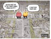 """يو إس إيه توداى تسخر من منكرى """"التغير المناخى"""" فى كاريكاتير عن """"دوريان"""""""