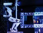 """ملهى ليلى يستأجر """"روبوتات عاريات"""" لأداء بعض الرقصات"""
