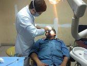 الكشف على 965 مريضا فى قافلة طبية مجانية بالدقهلية