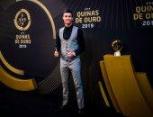 ماذا قال فيرجسون لرونالدو بعد تتويجه بجائزة الأفضل فى البرتغال؟