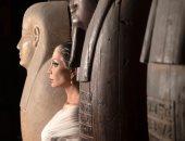 """سوسن بدر عن """"كوميكس"""" الصور الفرعونية: بموت فى خفة دم المصريين"""