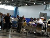 مطار القاهرة يستقبل 140 حاجا من أسر الشهداء وغدا أخر فوج من ضيوف الرحمن