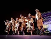 صور.. تعرف على فرقة موليا اللبنانية المشاركة بمهرجان الإسماعيلية للفنون الشعبية