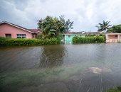الإعصار دوريان يضرب الساحل الشرقى لفلوريدا