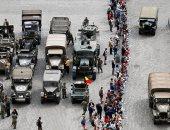 بلجيكا تبدأ احتفالاتها بالذكرى الـ75 لتحريرها من الاحتلال الألمانى