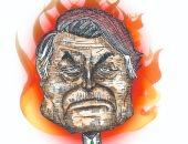 صحيفة مكسيكية تشبه رئيس البرازيل بترامب فى كاريكاتير ساخر