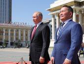 بوتين يزور منغوليا لبحث القضايا الإقليمية والدولية