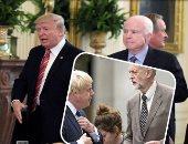 """نفس المعضلة.. كيف يحاول بوريس جونسون استلهام تجربة ترامب لفرض قبضته على حزبه؟.. رئيس الوزراء البريطانى يلوح بورقة """"العمال"""" لإنهاء الانقسام داخل """"المحافظين"""".. المواطن والاقتصاد أولوياته لإخضاع خصومه وحلفائه"""