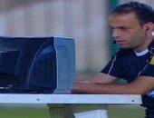 سيد عبد الحفيظ: موافق على تواجد تلفزيوين 14 بوصة لتطبيق تقنية الـ VAR