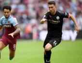 جوارديولا يعلن غياب لابورت عن مانشستر سيتى 6 أشهر