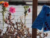 وقفة بالورود لتأبين ضحايا حادث حريق سفينة للغوص بولاية كاليفورنيا الأمريكية