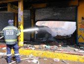 أعمال شغب فى جنوب أفريقيا والشرطة تعتقل العشرات