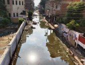 صور.. غرق شوارع قرية بالغربية بالصرف الصحى.. والشركة: جارى انتهاء المشروعات