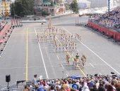 ختام فاعليات المهرجان الدولى الثانى عشر للموسيقات العسكرية بروسيا
