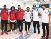 الإمارات يصل كوالالمبور لمواجهة ماليزيا بتصفيات كأس العالم 2022.. صور