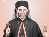 مطران الإسماعيلية الجديد يلتقى لجنة كنيسة الملاك ميخائيل الكاثوليكية