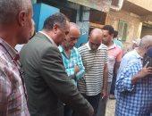 رفع كفاءة كوبرى العامية والصرف الصحى شرق الإسكندرية