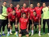 وصول منتخب مصر الأولمبى إلى استاد القاهرة على أتوبيسين لمواجهة البرازيل