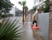 إعصار دوريان يضرب ساوث كارولينا الأمريكية