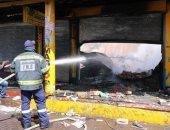 مقتل 7 واعتقال العشرات بعد هجمات دموية ضد أجانب فى جنوب أفريقيا