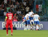 ملخص وأهداف مباراة أرمينيا ضد إيطاليا بتصفيات يورو 2020