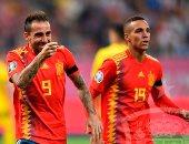 ملخص وأهداف مباراة رومانيا ضد إسبانيا فى تصفيات يورو 2020