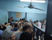 أهالى السيوف بالأسكندرية يطالبون بتوسعة الشهر العقارى لتخفيف الزحام