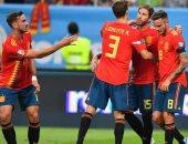 إسبانيا تنهى عقدة رومانيا وتحقق فوزها الأول مع مورينو.. فيديو