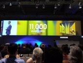 سامسونج تكشف عن شاشات تليفزيونية على شكل لوحات فنية بمعرض IFA