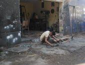 """ورشة حدادة وسط منطقة سكنية.. شكوى """"أسامة"""" من حى التمويل العقارى بـ6 أكتوبر"""