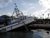 أثار مدمرة لإعصار دوريان بجزر البهاما وتضرر 76 ألف شخص
