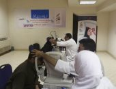 محافظ المنوفية: قوافل لتنفيذ مبادرة الكشف عن مسببات ضعف وفقدان الإبصار