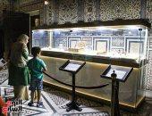 """""""ريشة فى دواية"""" يرصد أدوات الكتابة لأمراء الأسرة العلوية فى متحف قصر المنيل"""