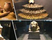 فيديو وصور ...قطع أثرية نادرة فى أقدم متحف فى مصر بـ5 جنيهات.. المواطنون: فخورون بوجود تلك القطع الأثرية النادرة بطنطا.. المتحف به قطع فنية ومعمارية.. واستقبل مئات الطلاب والرحلات خلال الأسبوع الأول