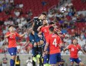 التعادل السلبى يحسم مباراة الأرجنتين وتشيلي الودية